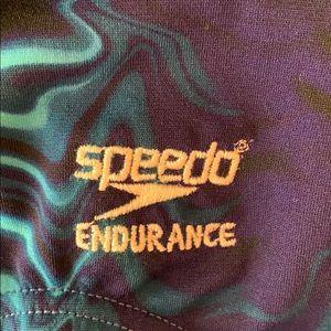 Speedo Swim - Speedo Endurance Racerback Swimsuit